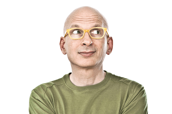 FTN 025: Seth Godin on ADHD, Will Power, and Changing Your Life